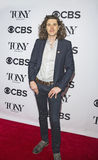 Playwright Lucas Hnath. Lucas Hnath arrives for the 2017 Tony Awards Meet the Nominees Press Junket at the Sofitel New York Hotel on May 3, 2017.  Hnath is Royalty Free Stock Image