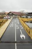 Plaza αγορών πριγκήπων Karuizawa, Ιαπωνία Στοκ Εικόνες