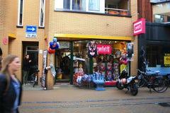 Plaza αγορών στο Grote Markt (μεγάλη αγορά) Στοκ εικόνες με δικαίωμα ελεύθερης χρήσης