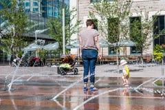 plaza αστικό Στοκ φωτογραφίες με δικαίωμα ελεύθερης χρήσης