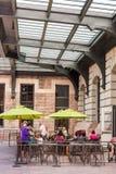 plaza αστικό Στοκ Φωτογραφίες