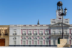Plaza πάρκο της Ισπανίας, Ευρώπη Στοκ εικόνες με δικαίωμα ελεύθερης χρήσης