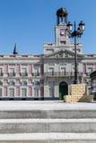 Plaza πάρκο της Ισπανίας, Ευρώπη Στοκ Εικόνα