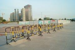 Plaza προκυμαιών Baoan Στοκ εικόνες με δικαίωμα ελεύθερης χρήσης