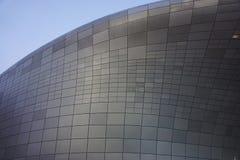 Plaza Σεούλ Νότια Κορέα σχεδίου Dongdaemun Στοκ Εικόνες