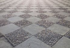 Plaza στη Σεβίλη, Ισπανία Στοκ Φωτογραφίες