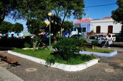 Plaza στο Σάο Filipe Στοκ εικόνες με δικαίωμα ελεύθερης χρήσης