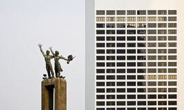 plaza της Ινδονησίας Στοκ Φωτογραφίες