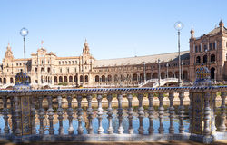 Plaza της Ισπανίας Στοκ εικόνες με δικαίωμα ελεύθερης χρήσης