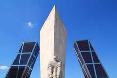 plaza της Καστίλλης Μαδρίτη castellana &k Στοκ φωτογραφίες με δικαίωμα ελεύθερης χρήσης