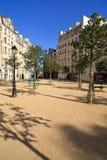 plaza του Παρισιού Στοκ φωτογραφίες με δικαίωμα ελεύθερης χρήσης