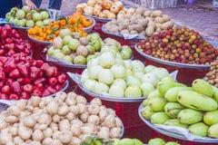 Plaza φρούτων Στοκ εικόνες με δικαίωμα ελεύθερης χρήσης