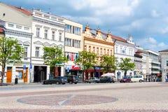 Plaza Imagen de archivo