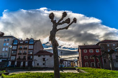 plaza Στοκ εικόνες με δικαίωμα ελεύθερης χρήσης