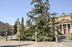 Plaza Anaya Στοκ Φωτογραφία