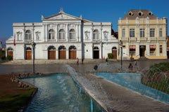 Plaza Arturo Prat Stock Photography