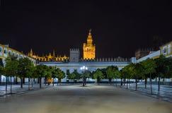 Plaza Banderas Image libre de droits