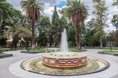Plaza Chile Mendoza Argentina Royalty Free Stock Images