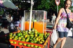 Plaza Civica - Neiva. Colômbia Fotografia de Stock Royalty Free