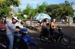 Plaza Civica - Neiva. La Colombie Photographie stock libre de droits