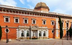 Plaza colegio del patriarca στη Βαλένθια. Ισπανία Στοκ εικόνες με δικαίωμα ελεύθερης χρήσης