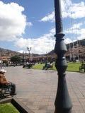 Plaza d'Armas photo libre de droits