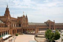 Plaza da espana. Seville Spain Stock Image
