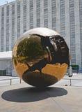 A plaza da sede da nação unida Imagens de Stock Royalty Free