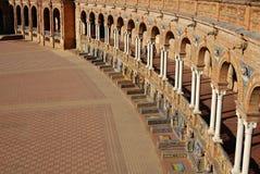 plaza de西班牙 免版税图库摄影