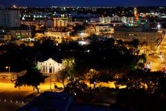 Plaza de Álamo, San Antonio Fotografía de archivo libre de regalías