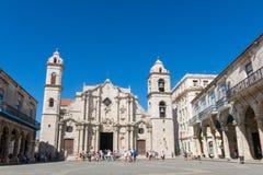 Plaza de Λα Catedral English: Το τετράγωνο καθεδρικών ναών είναι ένα από το φ Στοκ Φωτογραφίες