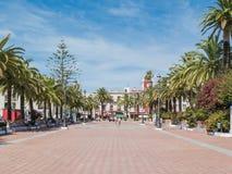 Plaza de Λα Coroncaion, Ayamonte, Ισπανία Στοκ φωτογραφία με δικαίωμα ελεύθερης χρήσης