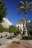 Plaza de Λα Iglesia Marbella, Ανδαλουσία, Ισπανία Στοκ Φωτογραφία