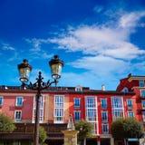 Plaza de Λα Libertad τετραγωνική Καστίλλη Ισπανία του Burgos Στοκ Φωτογραφίες