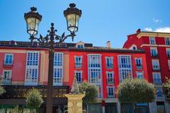 Plaza de Λα Libertad τετραγωνική Καστίλλη Ισπανία του Burgos Στοκ Φωτογραφία
