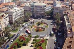 Plaza de Λα Reina Στοκ Φωτογραφίες