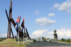 Plaza de Λα Revolucion στο Σαντιάγο de Κούβα Στοκ εικόνες με δικαίωμα ελεύθερης χρήσης