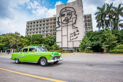 Plaza de Λα Revolution, Αβάνα, Κούβα Στοκ Φωτογραφίες
