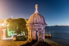 Plaza de Λα Rogativa - το παλαιό San Juan, Πουέρτο Ρίκο Στοκ εικόνες με δικαίωμα ελεύθερης χρήσης