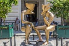 Plaza de Σαν Φρανσίσκο #3 Στοκ εικόνα με δικαίωμα ελεύθερης χρήσης