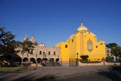 Plaza de Aranzazu Arkivbilder