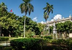 Plaza de Armas - Αβάνα, Κούβα Στοκ Φωτογραφίες
