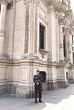 Plaza de Armas, Λίμα, Περού Στοκ φωτογραφία με δικαίωμα ελεύθερης χρήσης