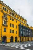Plaza de Armas, Λίμα Στοκ Εικόνες