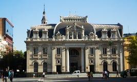 Plaza de Armas πλατεία, Σαντιάγο, Χιλή Στοκ Φωτογραφία