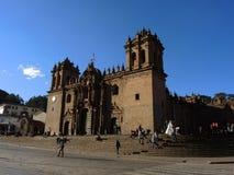 Plaza de Armas σε Cusco, Περού Στοκ Φωτογραφία
