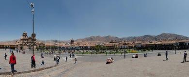 Plaza de Armas Imágenes de archivo libres de regalías