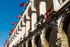 Plaza de Armas Arequipa Στοκ φωτογραφίες με δικαίωμα ελεύθερης χρήσης