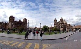 Plaza DE Armas, Cusco, Peru Stock Fotografie