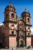 Plaza de Armas, Cusco, Peru Royalty Free Stock Photo